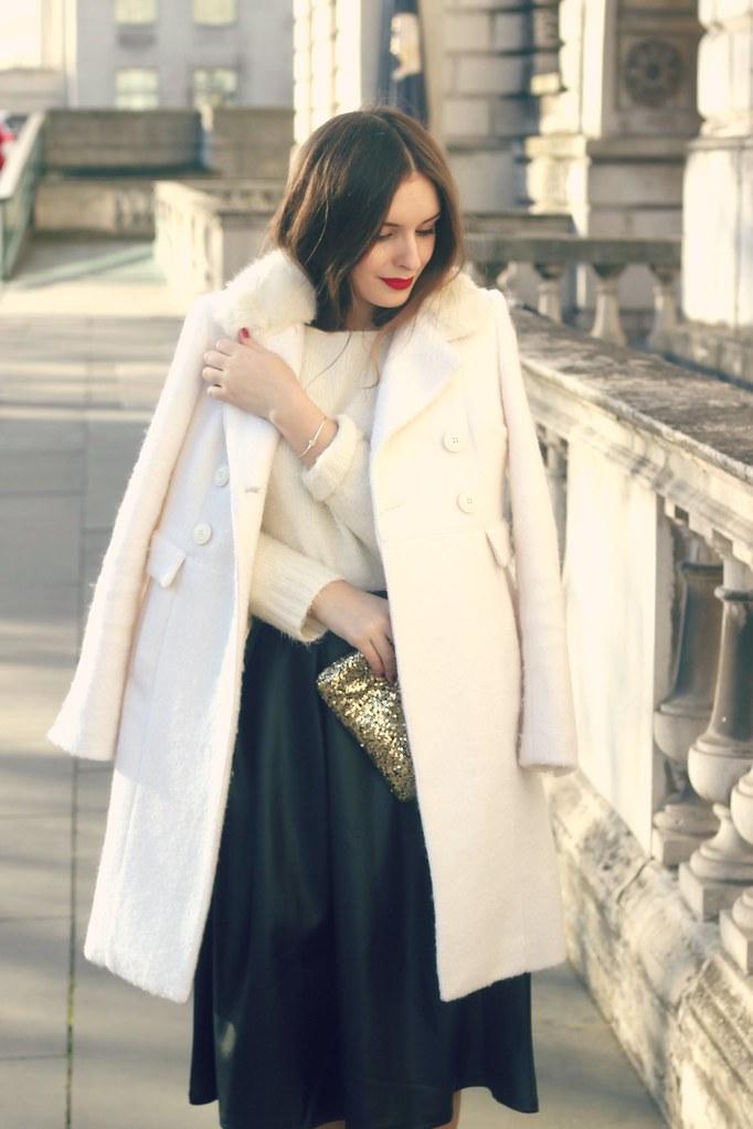 Boohoo #dressmas outfit