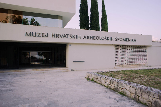 Museum od Croatian Archeological Monuments 2