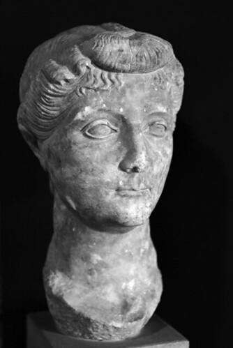 Arezzo: Portrait of Livia(?)