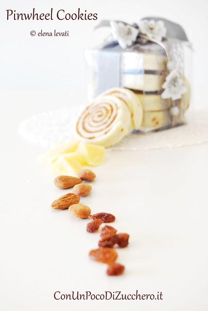 Pinweel cookies al parmigiano reggiano