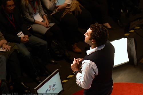 Matt Emerzian ? Q&A With Audience   TEDxSanDiego 2013