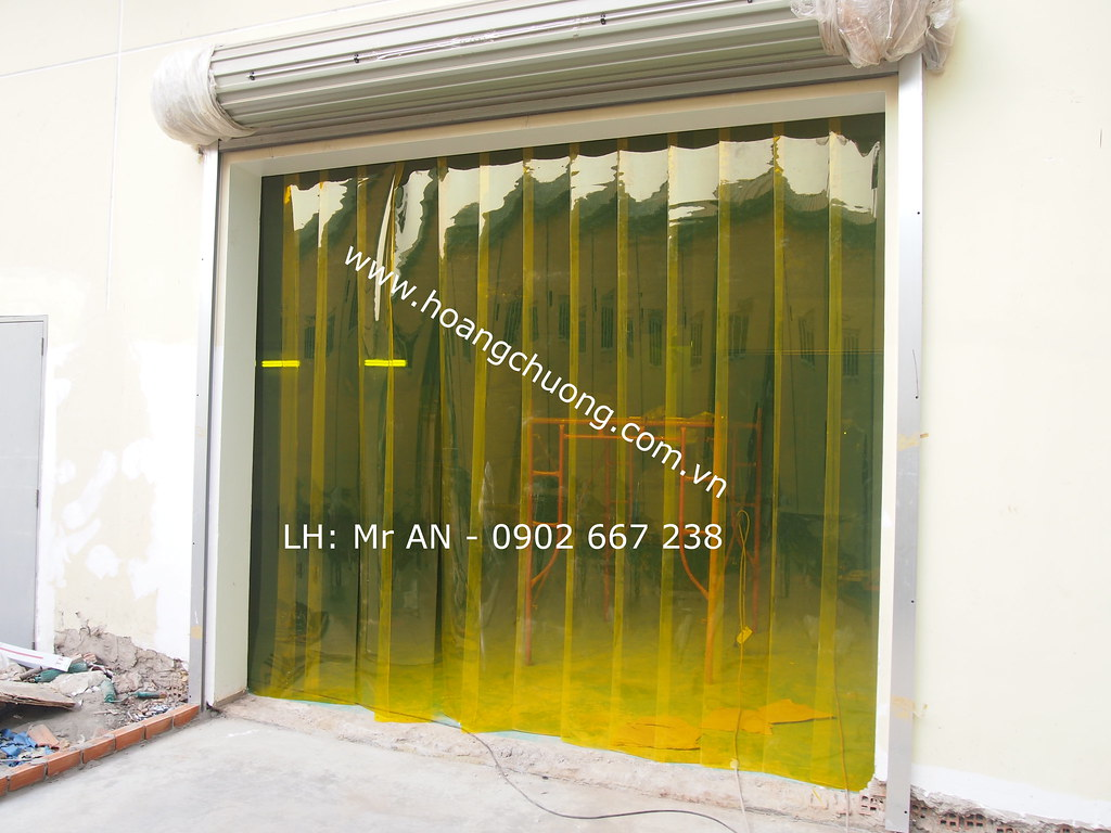 www.123raovat.com: Màn Nhựa chống côn trùng ngăn thoát lạnh hiệu quả cao