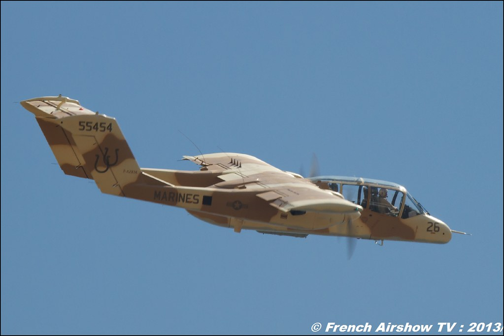 OV-10 bronco montelimar,Free Flight World Masters Valence 2013, Meeting aerien 2013