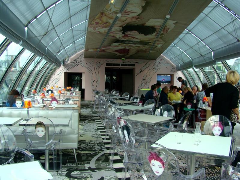 Kong Paris Philippe Starck