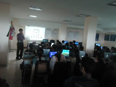 March 9th, 2013: Android User Experience Talk @ Velammal Engineering College