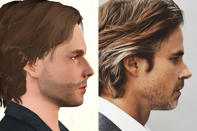 Sam Trammell Comparison 2