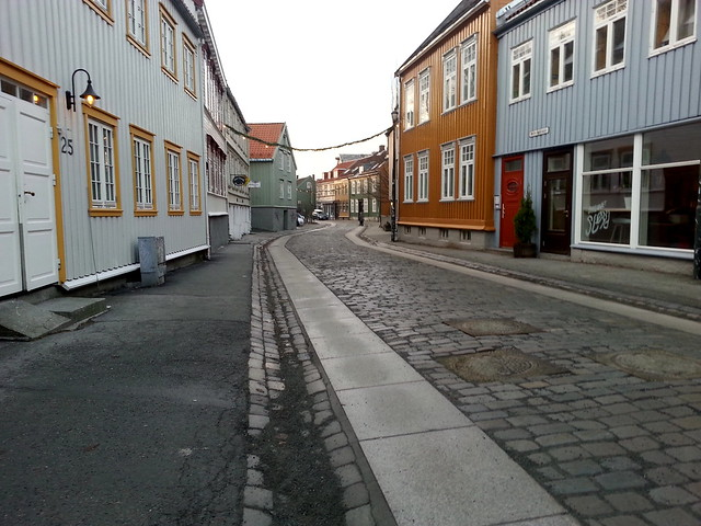Trondheim Bicycle Infrastructure