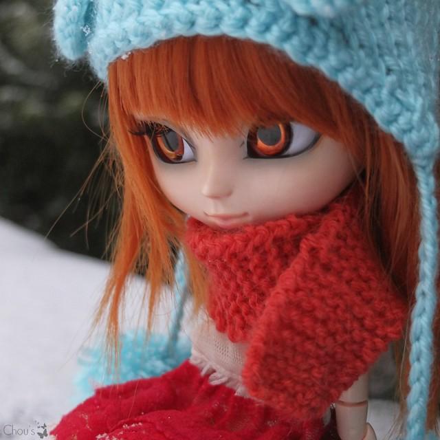 Eyes - Molly, Banshee