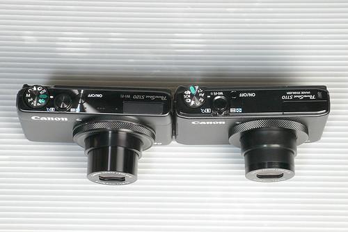 canon PowerShot S110 vs S120