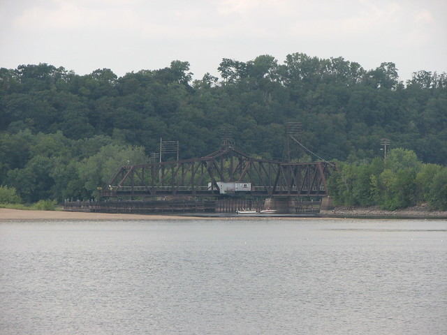 Union Pacific Railroad Bridge over St. Croix River