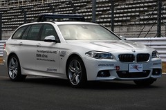 [FSW Official Car]BMW 535i xDrive ©FSW