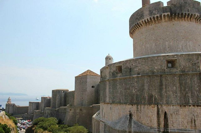 Dubrovnik muralha