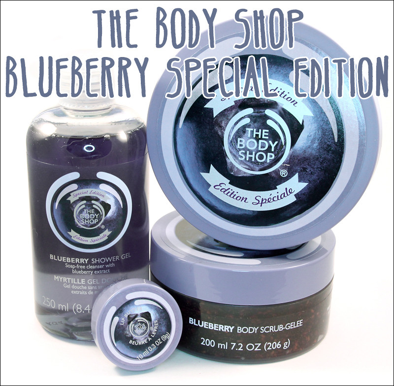 TBS blueberry special edition