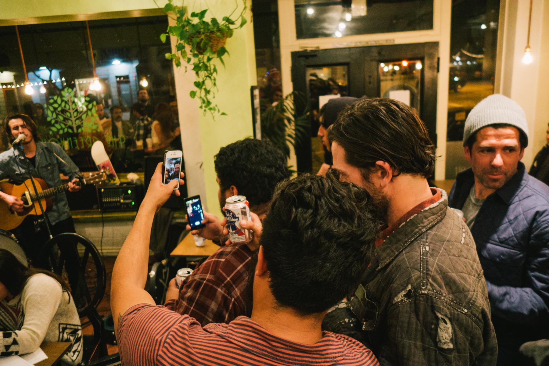 Selfie's w/ Heath Kirchart