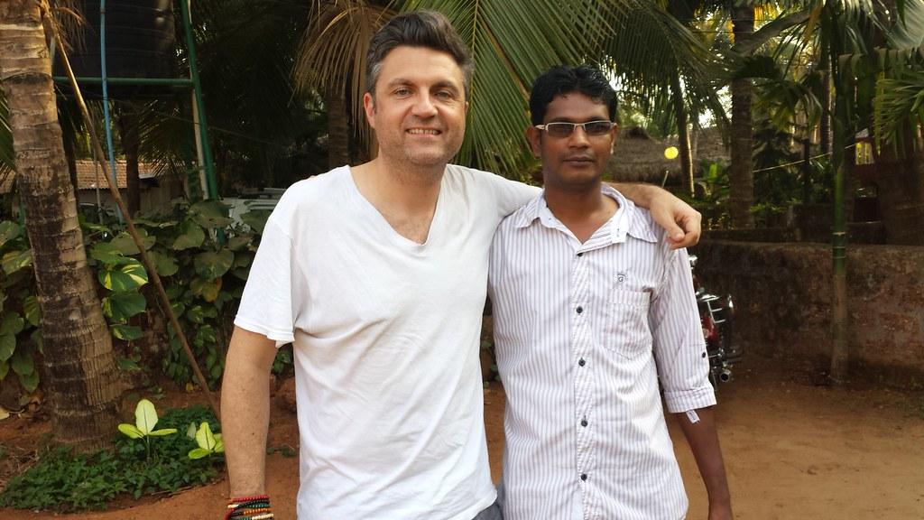 me and nagesh