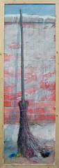 B 09.2 Besen-Malerei: Winterkehr