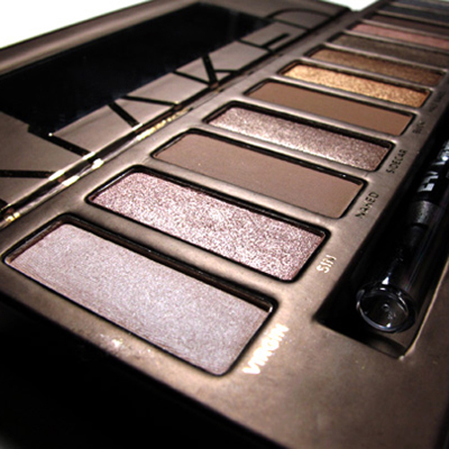 I'm getting naked with Urban Decay