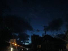 Sky Gets Sallowed