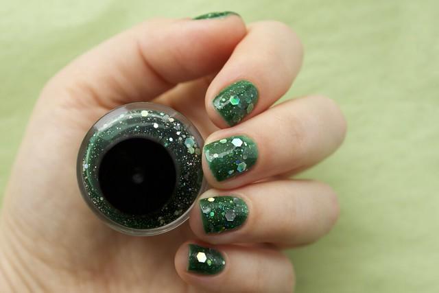10 KBShimmer Green Hex&Glam