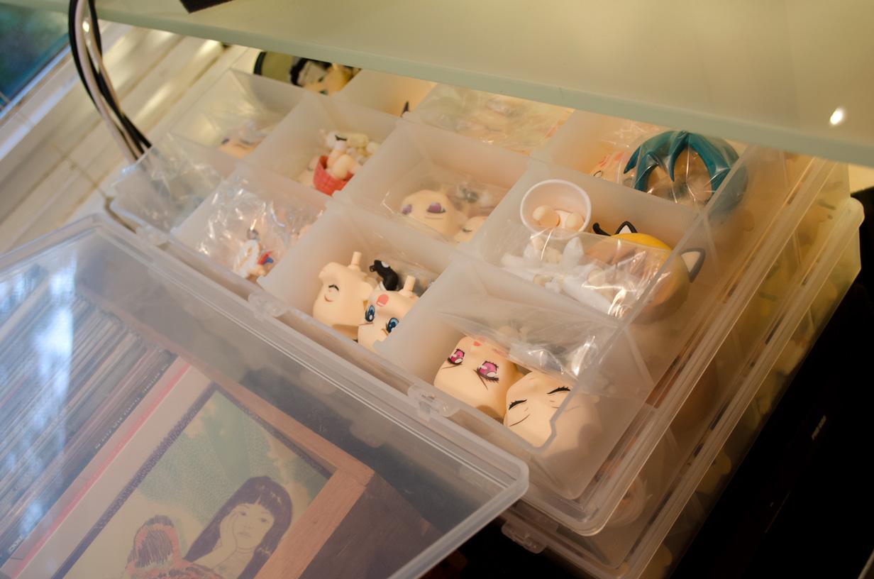 Nendoroid Storage