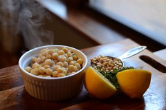 Hot Chickpeas