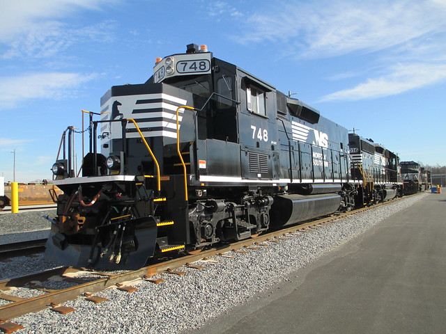 Remote control switching locos, Charlotte, NC
