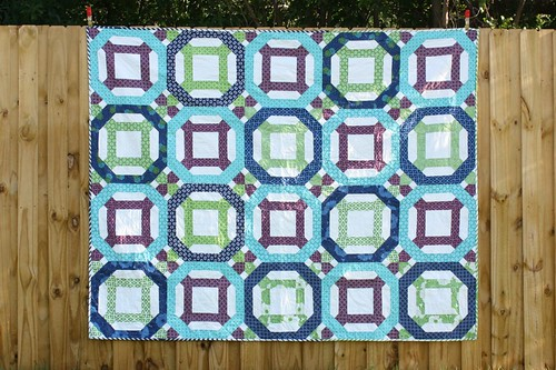 Now available - the Chain + Link PDF Quilt pattern!