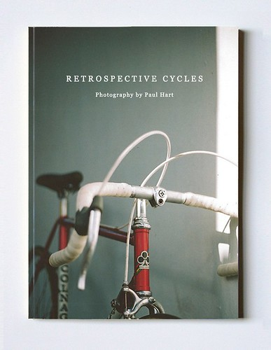 RETROSPECTIVE CYCLES book by vespamore photography