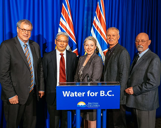 Historic new water legislation introduced