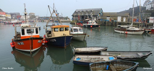 Mevagissey by www.stockerimages.blogspot.co.uk
