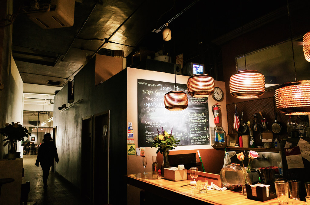Vermillion Gallery & Wine Bar