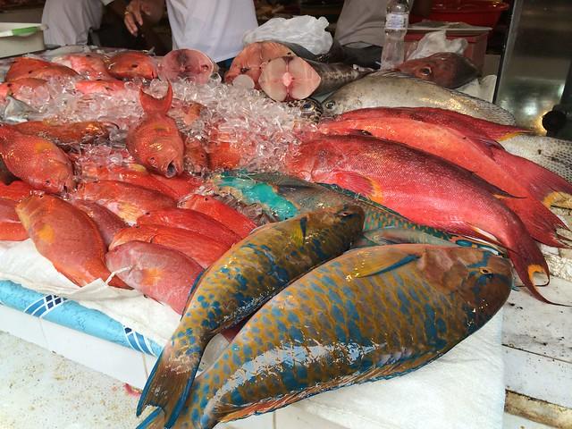 d*talipapa seafood market