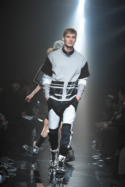 FW14 Tokyo Onitsuka Tiger × ANDREA POMPILIO016_Jakob Bertelsen(Fashion Press)