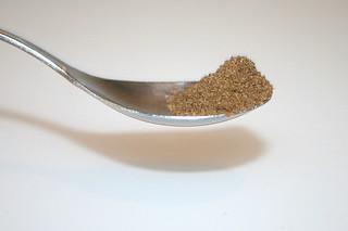 12 - Zutat Kümmel / Ingredient caraway