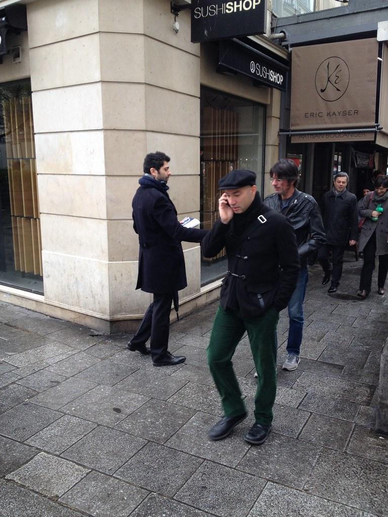 Municipales Paris 2014 Nicolas Tollet Candidat Udi Modem Flickr