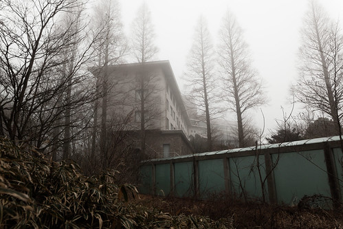 Hotel Abandoned