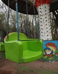 outdoor play equipment, swing, public space, playground, park,