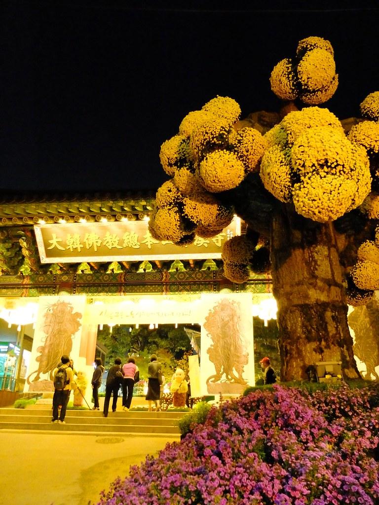 insadong-jogyesa temple