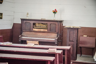 Mount Sterling Baptist Church Piano