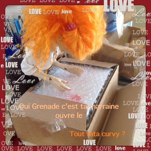 [Grenade Mortemiamor ]marraine Rosemary et moi  13647798103_1940255de9