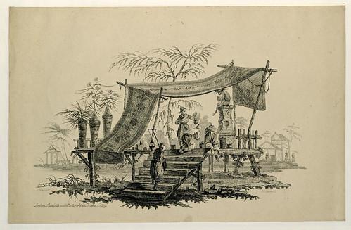 010-Parasoles chinos-Oeuvre gravé de Jean Pillement..1767-Vol 3- INHA