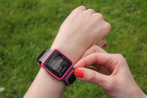 Montre GPS TomTom Runner