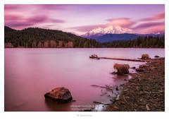 Mt. Shasta Sunset