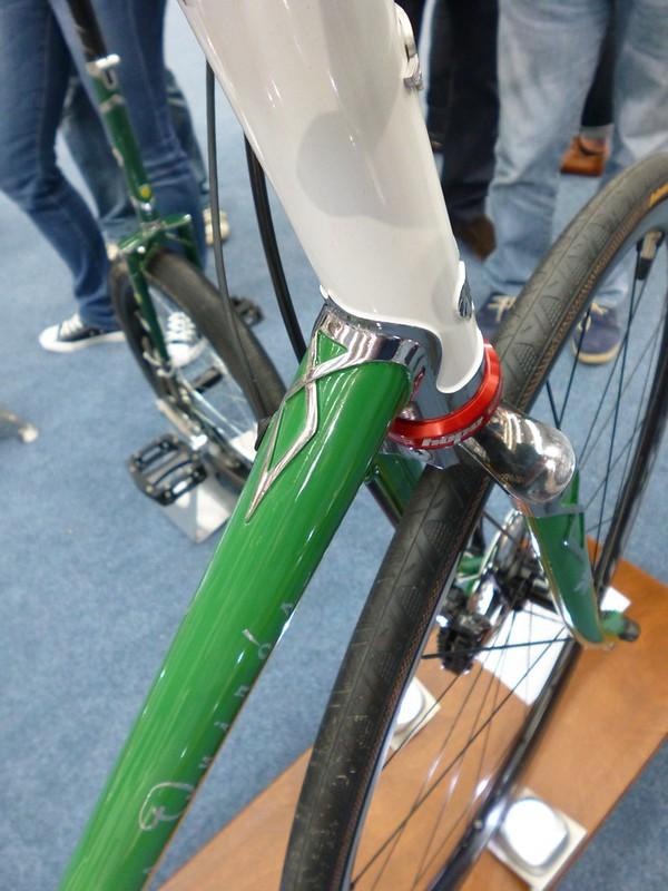 Paulos Quiros Welsh Road Bike
