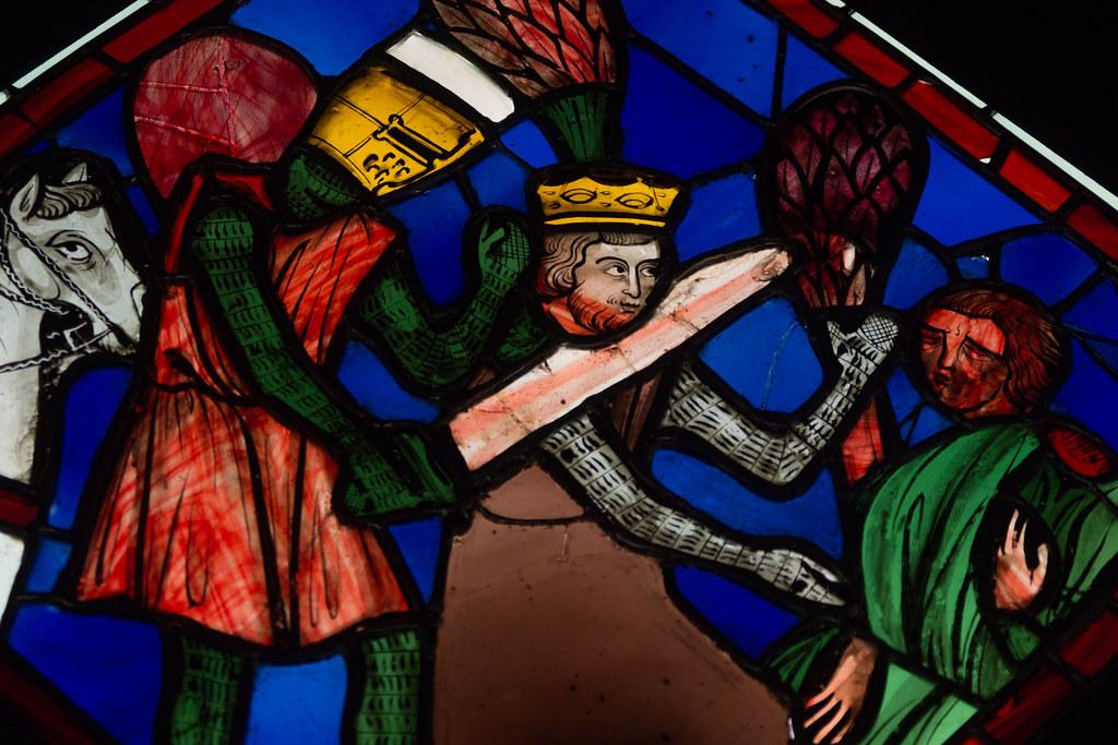A Knight Kills a King