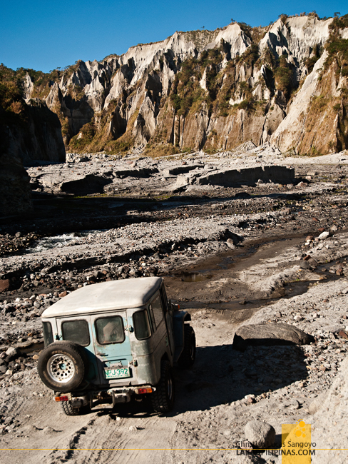 4x4 Ride to Mt. Pinatubo