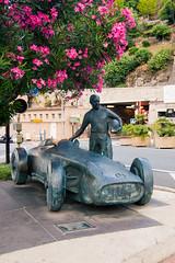 Estatua/Statue Juan Manuel Fangio