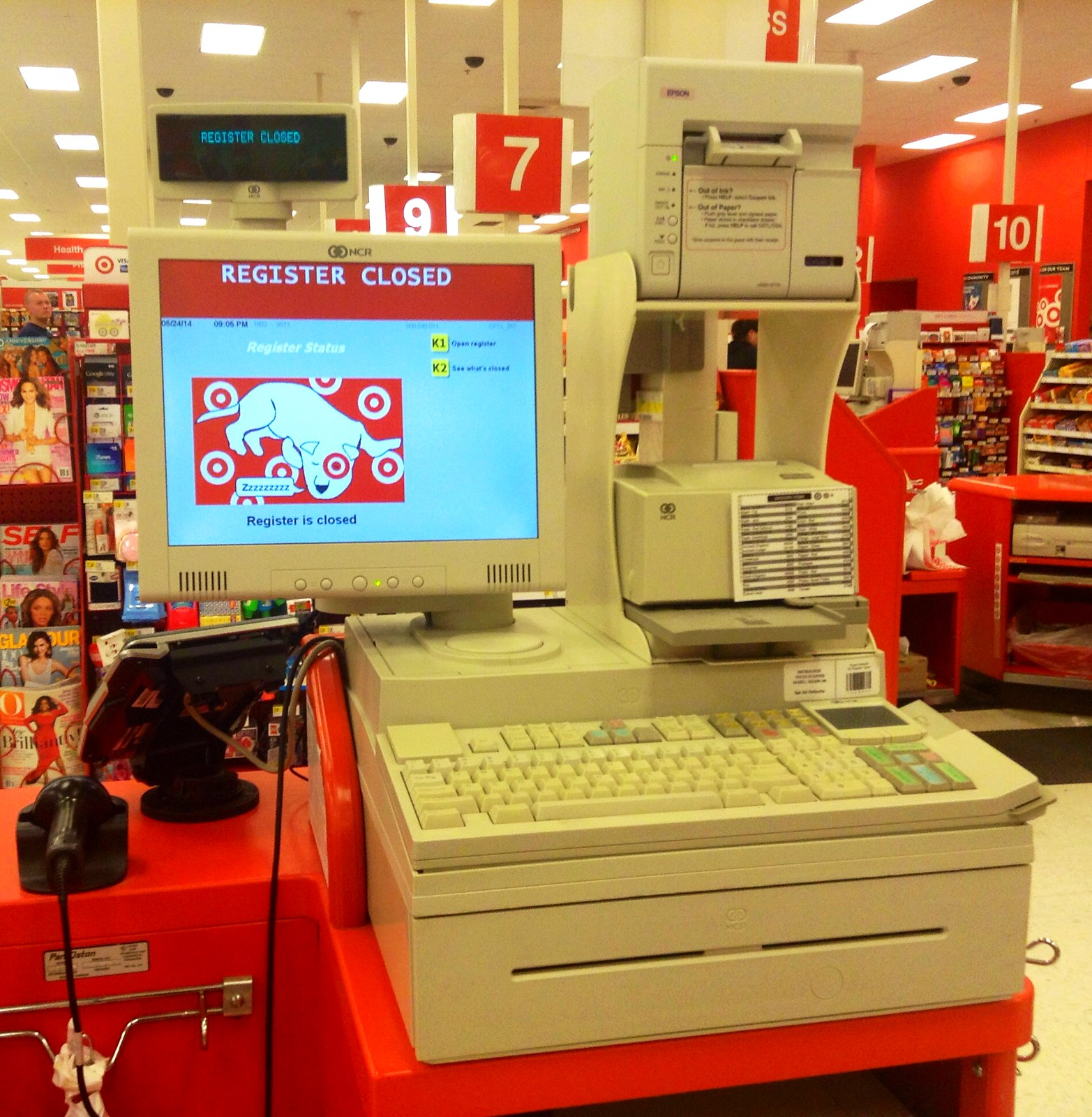 Target Cash Register Flickr Photo Sharing