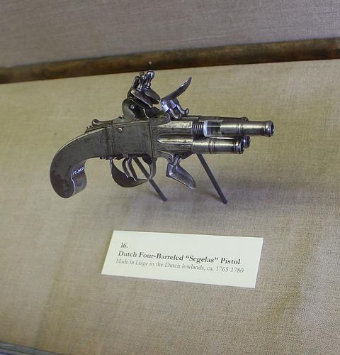 Segelas pistol