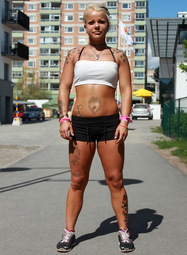 The Fitness Fanatic